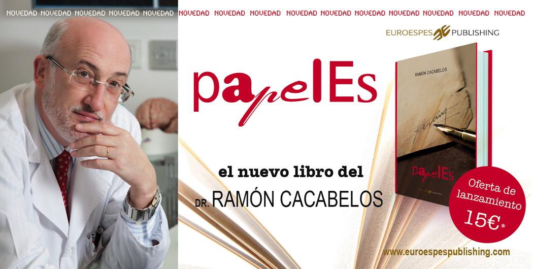 Ramón Cacabelos Papeles